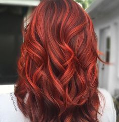 100 Badass Red Hair Colors: Auburn, Cherry, Copper, Burgundy Hair Shades hair color shades - All For Hair Color Trending Hair Color 2017, Hair Color Shades, Hair Color And Cut, Hair Color Dark, Ombre Hair Color, Blonde Color, Dark Hair, Hair Colors, Dark Blonde