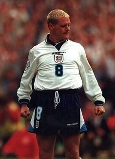 Gascoigne wakes up every morning and says 'You won't be having a drink today'
