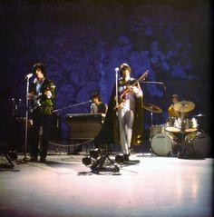 1967 Apr 29th, Miming 'Arnold Layne' for Fan Club TV show, Amsterdam