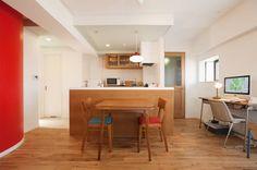 シンプルにナチュラルに暮す2人の家: スタイル工房 stylekoubouが手掛けたです。