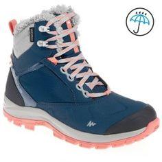 6ad3f6631d4 Bottes et Chaussures Chaudes pour l hiver et la neige. Chaussures ChaudesImperméable  FemmeChaussure RandonnéeBottesHiverDécathlonBottes ...