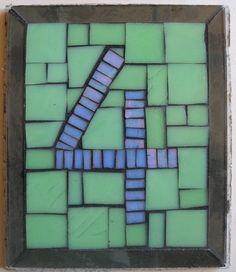 Mosaic Number 4