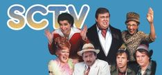 """SCTV - This was king of the """"mash and send ups"""", certainly one of the most creatively inspired comedies television has ever produced. It was about a fictitious TV station, all of its whacked out characters, and the shows they made there. Alfred Enoch, Martin Short, Catherine O'hara, Night Show, Tv Station, Comedy Show, Great Tv Shows, Classic Tv, Comedians"""