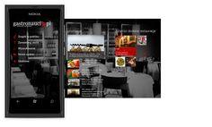 Gastronauci - new app for Windows Phone