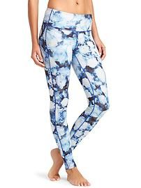 $50 @ Athleta  Floral Crush Chaturanga™ Tight