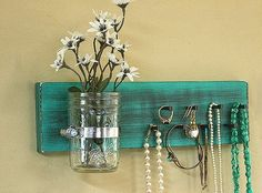 New DIY Jewelry Holders 2014