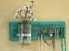 New DIY Jewelry Holders 2014