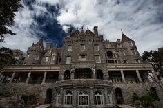 Boldt Castle | by backpackphotography