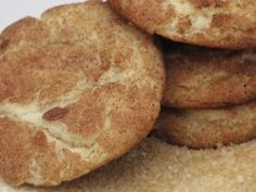 Low-Carb Snickerdoodles Recipe..1.5 carbs per cookie!
