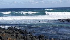 The ocean. Port Fairy, gateway to The  Great Ocean Road (Caroline's photo on her recent trip to Australia)