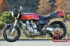Racing Cafè: Honda CBX 1000 by redrpm