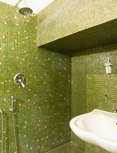 1000 images about bisazza elena glass mosaic tiles green - Bisazza mosaico bagno ...