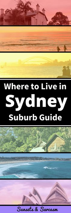 Moving to Sydney? Read my comprehensive guide on where to live in Sydney, Australia before you make the move, and get to know the diverse Sydney suburbs and regions - covering Sydney's Eastern Suburbs, Inner West, Northern Beaches, Lower North Shore, Greater Western Sydney, Blue Mountains, St George Area, Sutherland Shire and more.