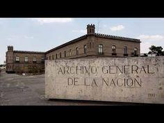 Breve historia del Archivo General de la Nación (AGN)
