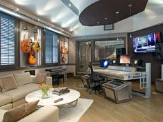 Dream Home Music Studio!