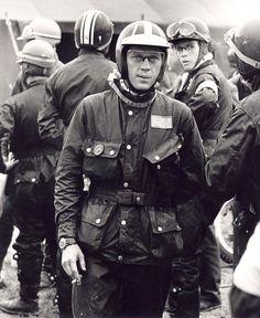 Steve McQueen-Barbour international riding jacket