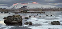 Rannochmoor at sunrise -