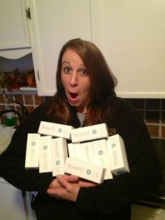 Amy knows that Nerium Gives Back!