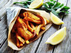Illéskrisz Konyhája-Fish and chips