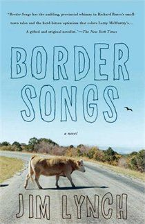 Border Songs by Jim Lynch..... A surprisingly entertaining novel about the Canada/USA border in western British Columbia. Beautifully written, focusing on the misadventures of a lanky, severely dyslexic, unusually tall border security guard. He soon uncovers his almost supernatural-like ability to catch the bad guys. Definitely  worth a read; I would recommend it to anyone!