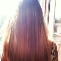 #capelli #sfumato #degrade #nicolacapelli #capellilunghi #Extension #sfumato #bronde #colore