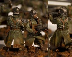 Death Korps of Krieg, Forge World, Realism