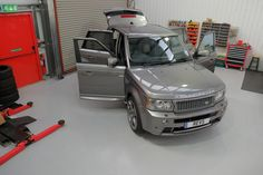 Our engineers have many years experience and specialise in the installation of car audio and satellite navigation systems, vehicle security and tracking systems and Parrot bluetooth car kits. We also offer free fitting of Thule roof and cycle racks, alloy wheels from Wolfrace Alloy Wheels, Team Dynamics, Kei, Finichi, and TSW, plus Platinum car and leisure batteries. We are also a Bosch air con centre so we can refill your air conditioning system at the same time!