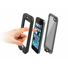 Hunting for a great waterproof iPhone case? We round up the top 10 best options for waterproof and water-resistant iPhone cases across all phone models. Iphone 5s, Iphone 5 Cases, Best Iphone, 5s Cases, Best Waterproof Iphone Case, Ipad, Samsung, Smartphone, Touch