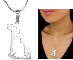 Peruvian Cat & Dog Necklace & Pendant