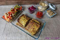 veg-i-vet: Cukeťák na plech French Toast, Meat, Breakfast, Recipes, Food, Morning Coffee, Essen, Meals, Eten