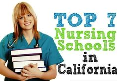 Nurses' Choice: The 7 Best Nursing Schools in California http://www.nursebuff.com/2014/03/best-nursing-schools-in-california/