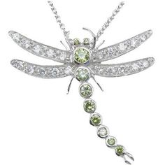 Dragonfly and diamonds