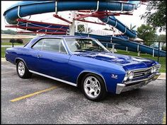 1967 Chevelle, one day i will have one of these babies!