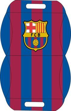Caja almohada . Equipo de fútbol Barcelona