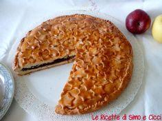 Pie di Mele, Amaretti e Cioccolato