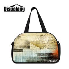 311d15be2a86 Dispalang hot sale women travel bags for trip newly design men hand luggage  travel duffle bag portable weekend bags for students