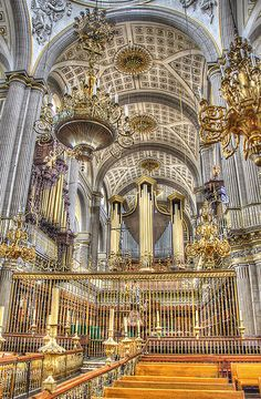 Cathedral in Puebla, Mexico | Flickr - Photo Sharing!
