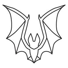 Gothic, Unique, Bats, Awesome, Tiny Bat Tattoo, Urban Threads, Sconces, Products, Embroidery Designs