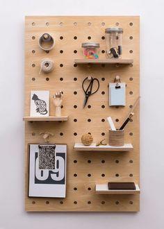 Peg It All from Kreis Design London   Remodelista