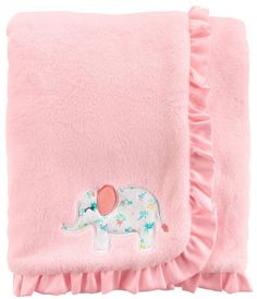 Keep baby cozy with baby blankets, receivingblankets, a cute stroller blanket and more frombuybuyBABY. Get baby boy blankets and baby girl blankets; Reborn Baby Girl, Carters Baby Girl, Reborn Babies, Ruffle Blanket, Baby Girl Elephant, Elephant Nursery, Elephant Applique, My Bebe, Baby Bath Time