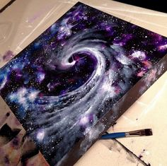 Galaxy drawing!