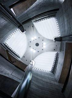Mercedes Benz Museum in Germany by UN Studio