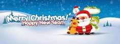 For the Christmas and new year