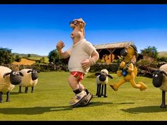 Shaun The Sheep Full Episodes Season 1 [about 2 hour] New Compilation Pa...