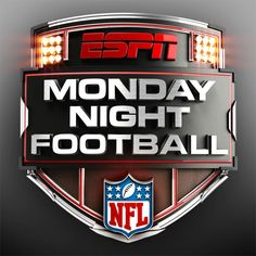 ESPN Monday Night Football Logo, Before and After