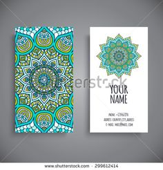 Bohemian Business Cards Stock Photos, Images, & Pictures | Shutterstock