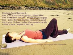 I totally believe in this for all moms!  5 Exercises to Fix Diastasis Recti from Wendy Powell of MuTu System