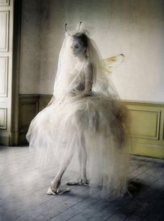 ghostly fairy #ethereal