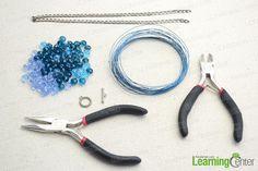 Facile fatti in casa Bracciali-in rilievo di cristallo Bracciali su catena - Pandahall.com
