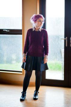 Those Rainy Days OOTD - Holly Sparkle Fashion & Lifestyle
